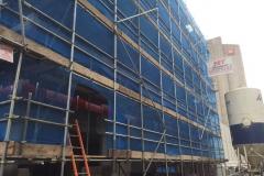 london scaffolding