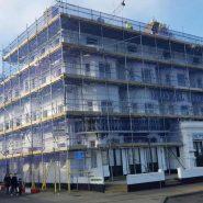 scaffolding london company
