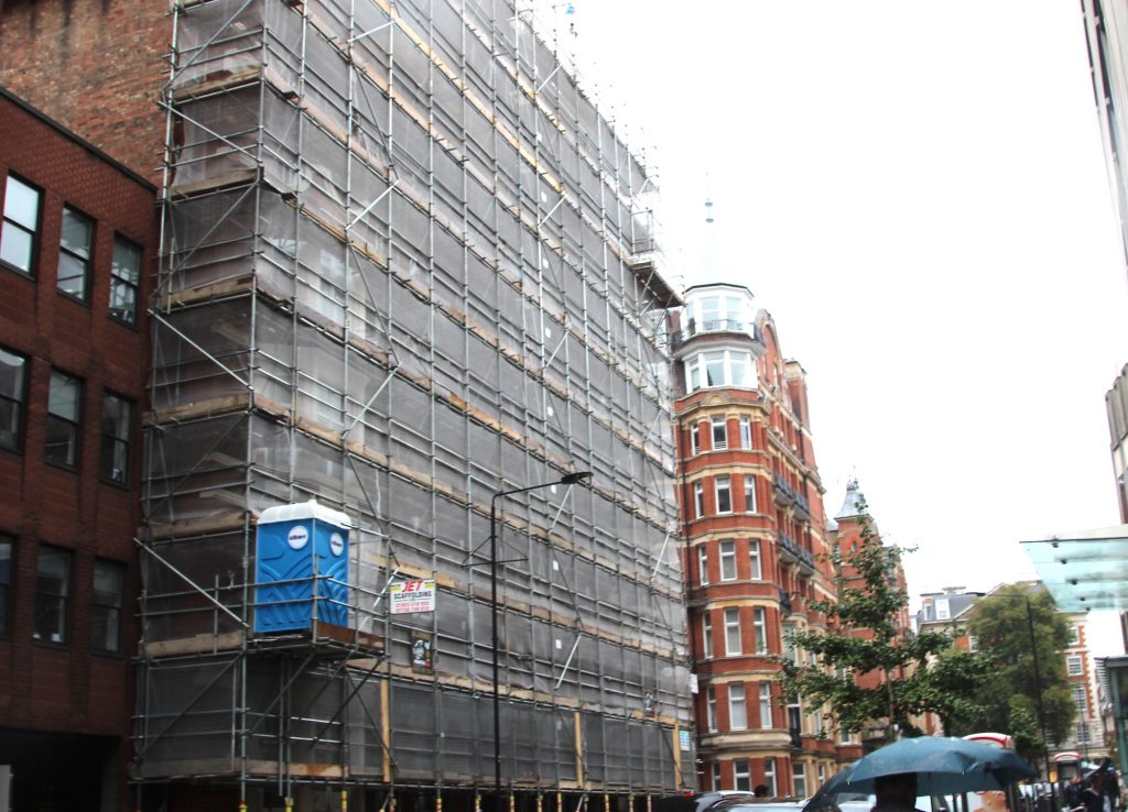 London scaffolding company